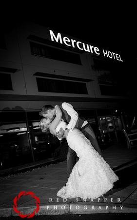Rebecca & Ryan Aston Hotel