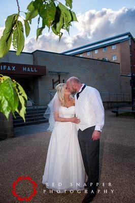 Katherine & Richard - Halifax Hall, Sheffield