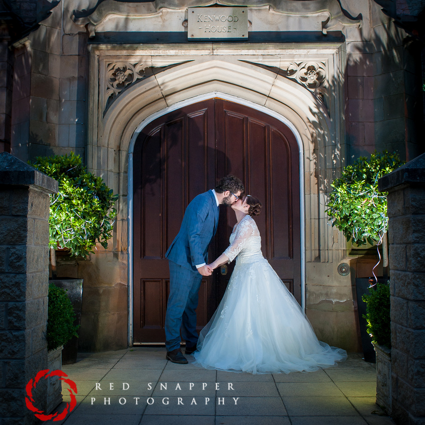 Gemma & Scott - Kenwood Hall, Sheffield Wedding Photographer - Red Snapper Photography