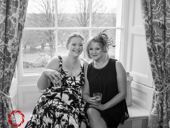 Katie & Dave - Ringwood HAll