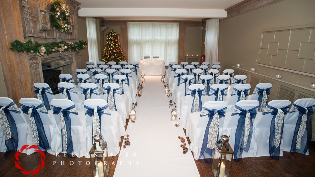 Whirlowbrook Hall weddings