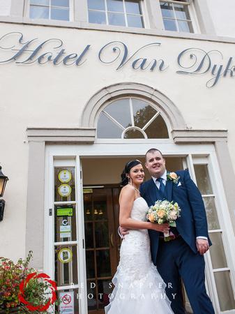 Debbie & Tom Hotel Van Dyk