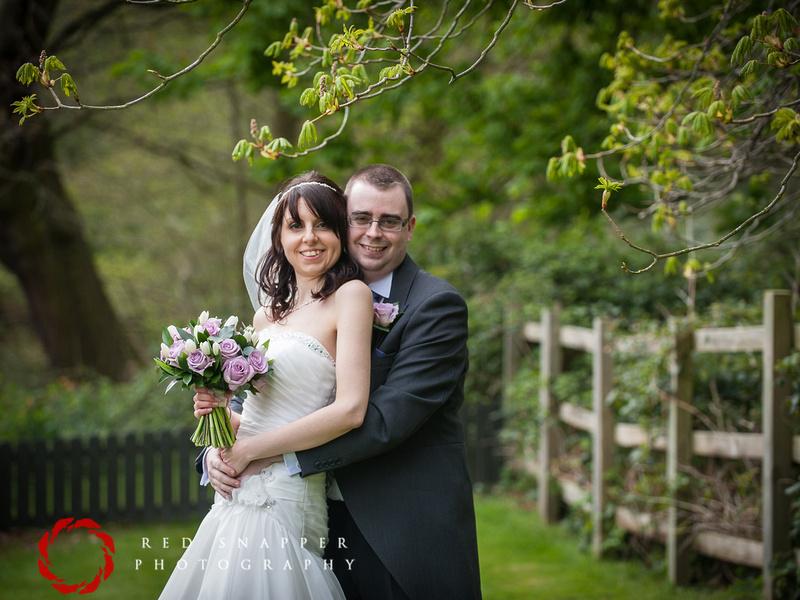 Whitley Hall Sheffield - Gemma & Jamie