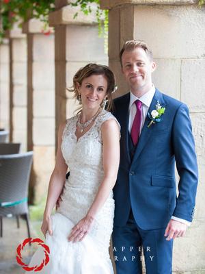 Jen & James - Buxton Wedding