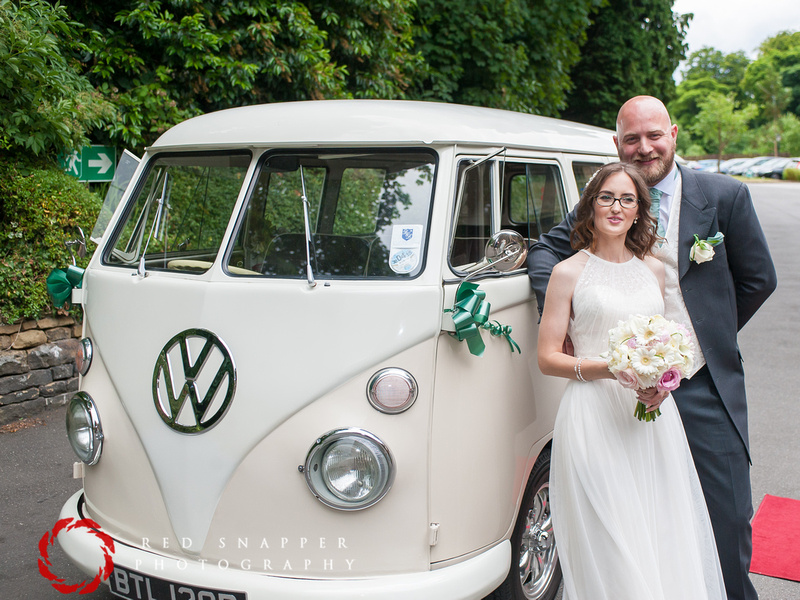 Lauren & Richard - Whitley Hall, Sheffield Wedding photographer - Red Snapper Photography