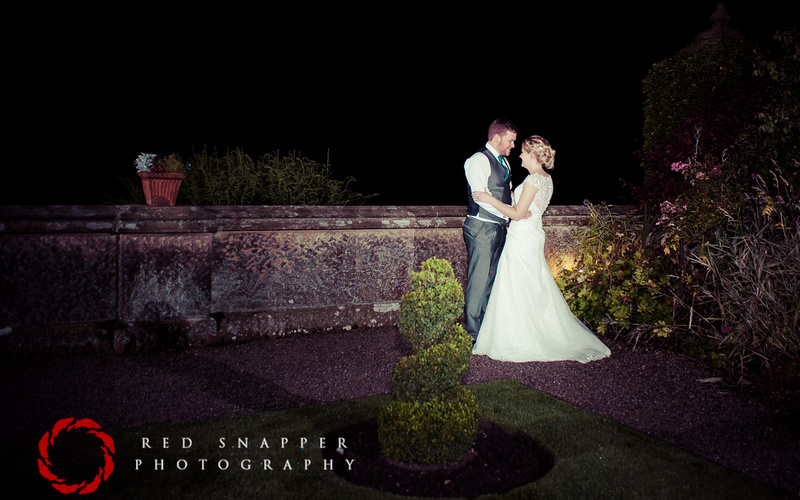Louise & Dan Cressbrook Hall