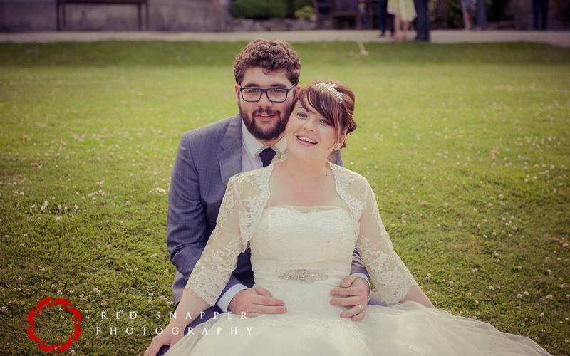 Gemma & Scott - Kenwood Hall, Sheffield Wedding Photographer - Red Snapper Photography