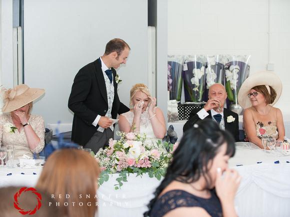 Sheffield Crucible Wedding