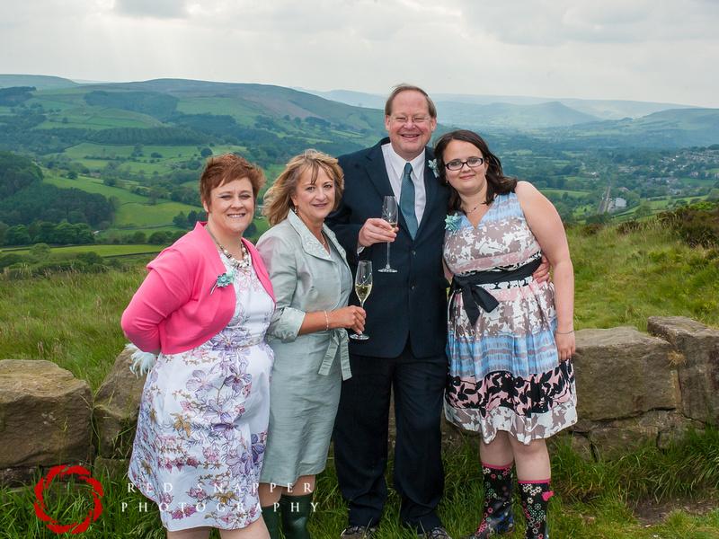 Lose Hill Wedding