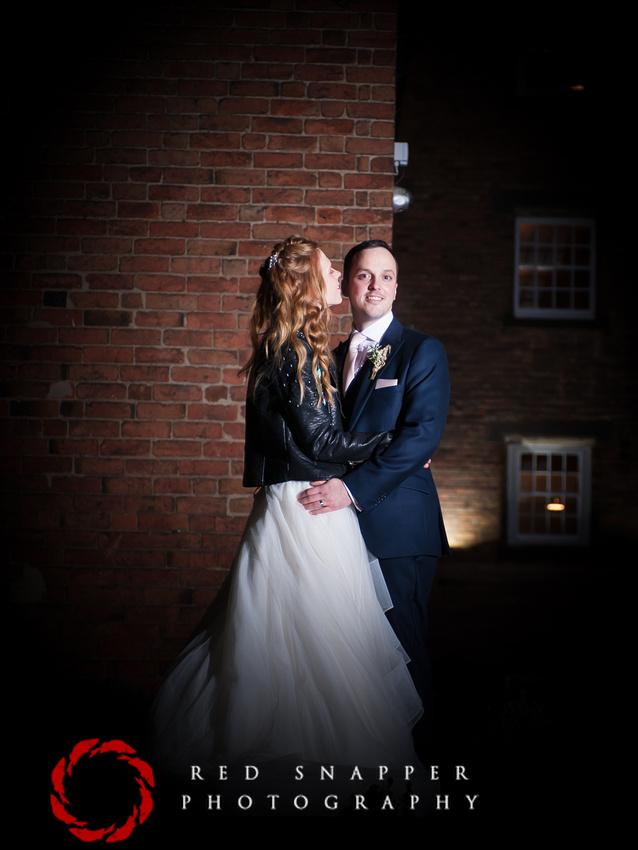 West Mill wedding